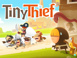 Tiny Thief Walkthrough For Chapter 1 To 6