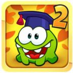 Cut the Rope 2 Game Walkthrough – Sandy Dam – Level 2-1 to 2-24