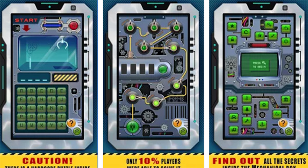 MechBox: The Ultimate Puzzle Box Game Walkthrough Level 1 to 11