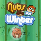 Nuts for Winter Physics-based HTML5 Game Play Online