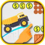 Brain It On: The Wood Trucks Game Walkthrough Level 1-11 to 1-20