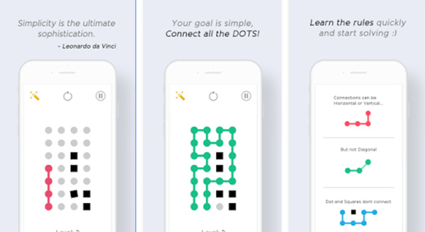 Find A Way Addictive Puzzle Game Walkthrough Addicted To Dots Pack - Connected-dots-games
