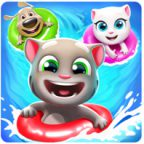 Talking Tom Pool Level 76 Walkthrough