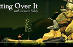 Getting Over It with Bennett Foddy Walkthrough Part 1 to 4