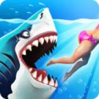 Hungry Shark World Walkthrough and Gameplay – All Sharks Unlocked