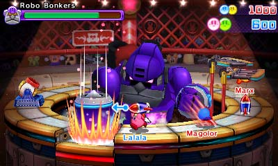 kirby battle royale gameplay and walkthrough all bosses and endings