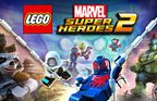 LEGO Marvel Superheroes 2 All Characters List