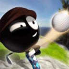 Stickman Cross Golf Battle Walkthrough and Gameplay