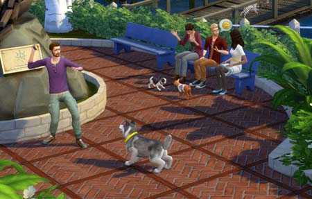 Sims  Cats And Dogs Lets Play