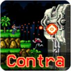 Classic Contra Soldier Walkthrough and Gameplay