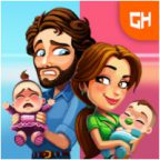 Delicious – Moms vs Dads Walkthrough Level 1 to 5