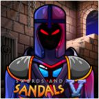 Swords and Sandals 5 Redux Walkthrough Boss 1 to 4