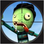 Halloween Sniper: Scary Zombies Walkthrough Part 1 to 5