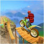 Bike Stunts Racing Free Walkthrough and Gameplay
