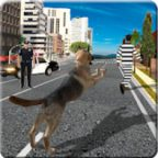 Dog Chase Games 3D: A Police and Crime Simulator Walkthrough