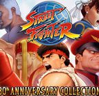 Street Fighter 30th Anniversary Collection Walkthrough Part 1 to 5