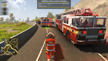 Flashing Lights – Police Fire EMS Walkthrough and Gameplay