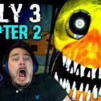 JOLLY 3: Chapter 2 All Jumpscares, Extras, Good and Bad Endings