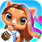 Amy's Animal Hair Salon – Fluffy Cats Makeovers Walkthrough and Gameplay