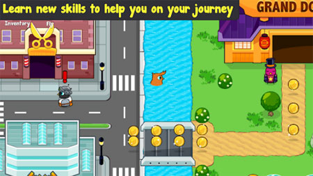 Duck Life: Battle Lite Walkthrough and Gameplay – Marvin Games