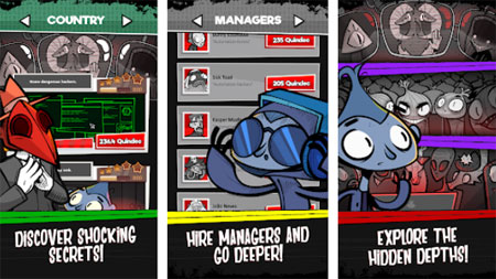 Into the Deep Web – Internet Mystery Idle Clicker