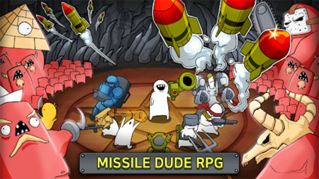 missile dude rpg walkthrough and gameplay marvin games
