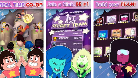 steven universe tap together walkthrough and guide for all bosses
