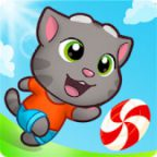 Talking Tom Candy Run Walkthrough and Guide All 81 Levels