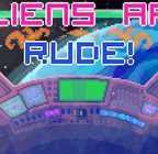 Aliens Are Rude Walkthrough and Gameplay