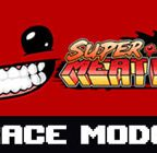 Super Meat Boy Race Mode Walkthrough and Guide Part 1 to 2