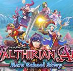 Valthirian Arc: Hero School Story Walkthrough Part 1 to 3