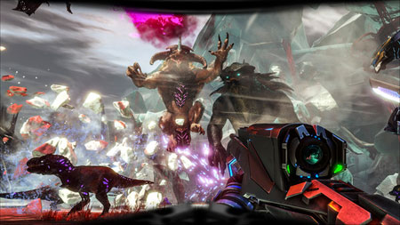 ARK: Extinction – Expansion Pack Walkthrough and Gameplay