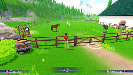 My Riding Stables: Your Horse Breeding Walkthrough Part 1 to 3